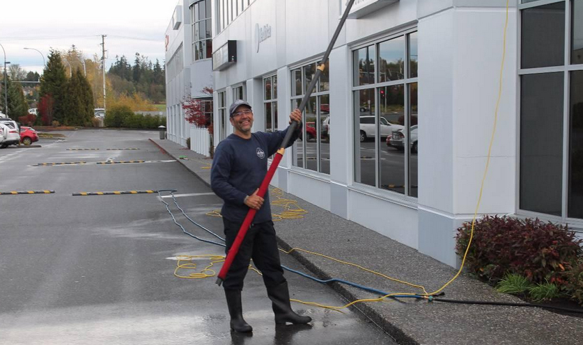 Langley Gutter Pros Window Washing
