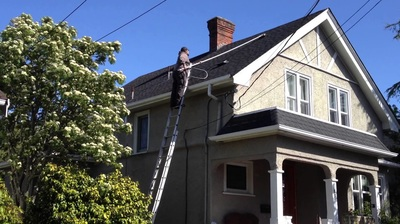 Your #1 Roof cleaning services Langley